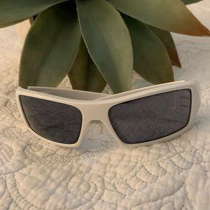 OAKLEY | White Gascan Sunglasses